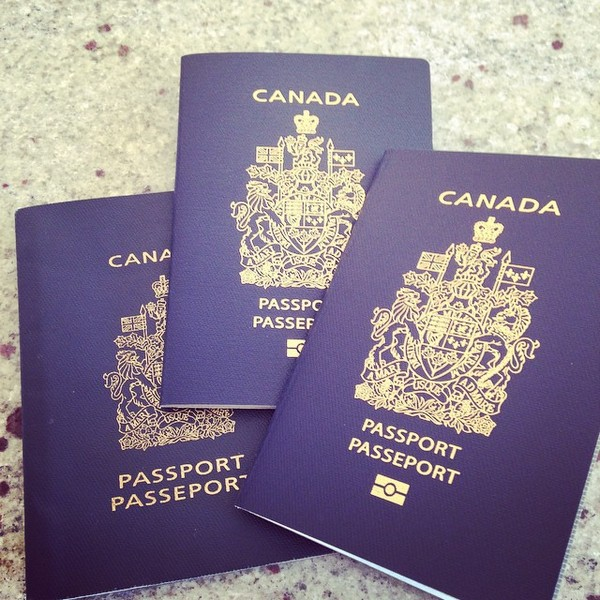 Canadian Passport ,Driver Licence AND ID CARD