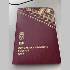 Swedish Passport ,ID cards and Driver license