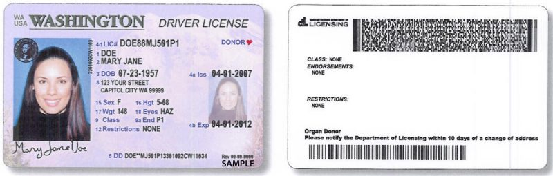 ID CARDS ,DRIVER Licence AND PASSPORT FOR USA