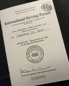 Singapore Driver's License